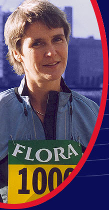 (C) Jeremy Hemming, press conference for Flora 1000 Mile Challenge at the Tower, London (November 2002)